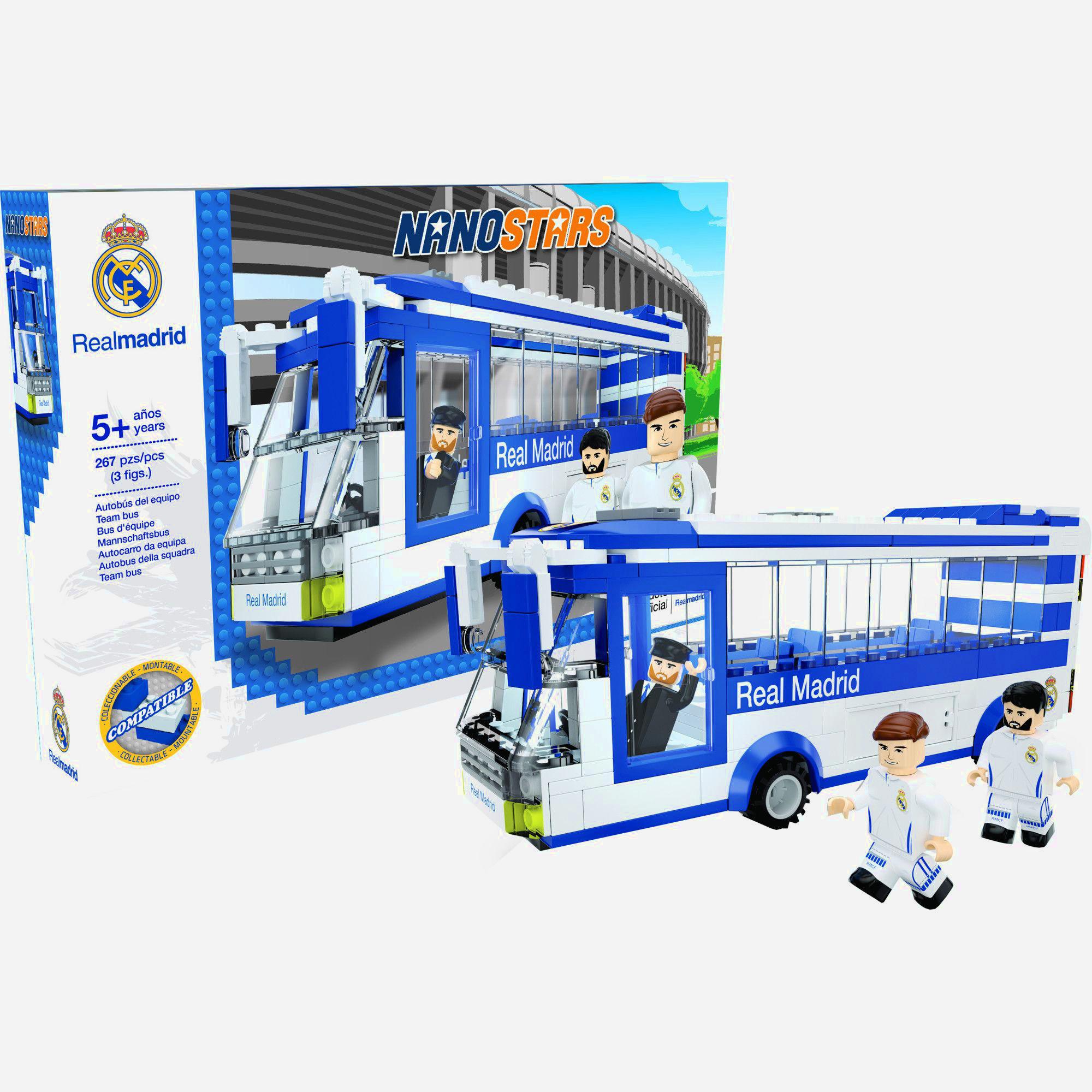 Real Madrid Nanostars Teambus