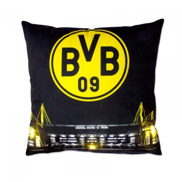BVB Kissen mit LED