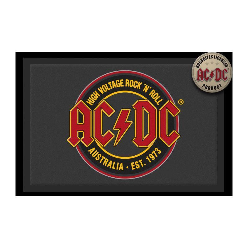 Fussmatte AC/DC – Australia Est. 1973