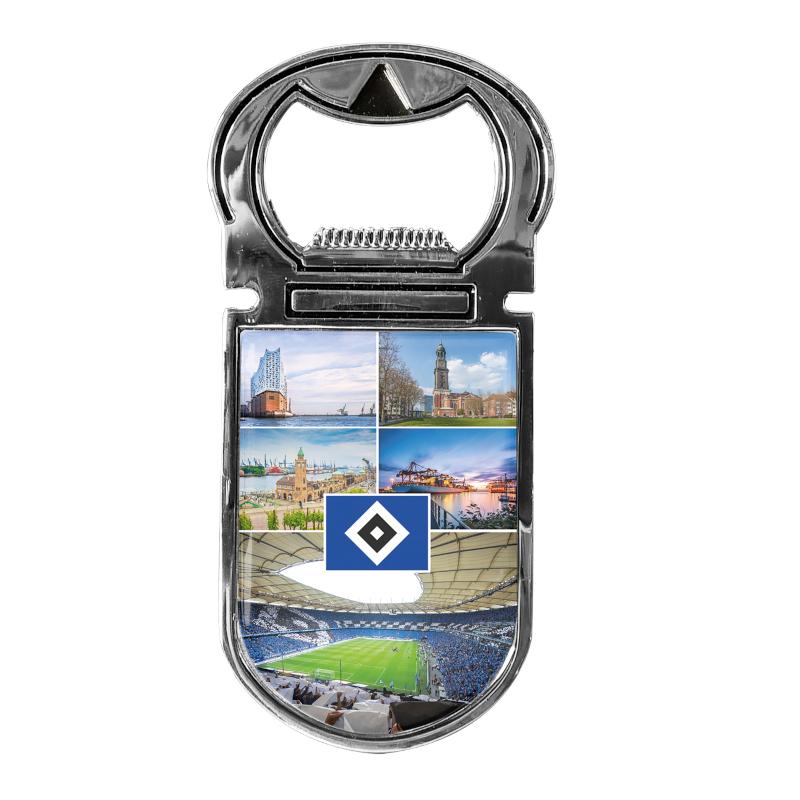 Hamburger SV Magnetflaschenöffner