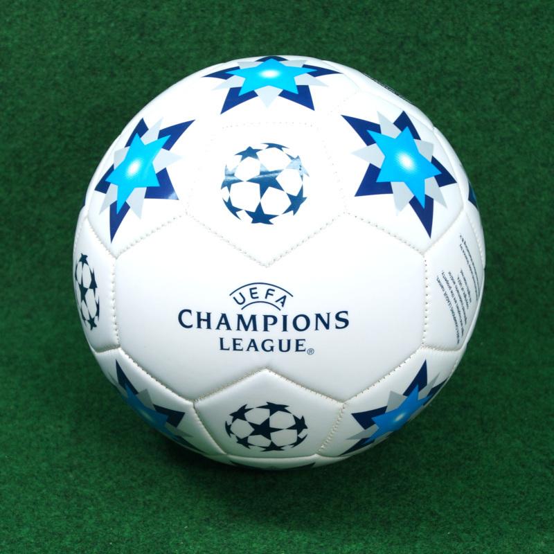 UEFA Champions League Ball weiß Gr. 5