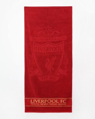 FC Liverpool Strandtuch Logo 70x150cm