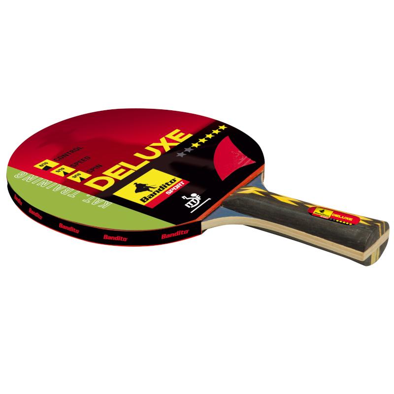Tischtennisschläger Deluxe