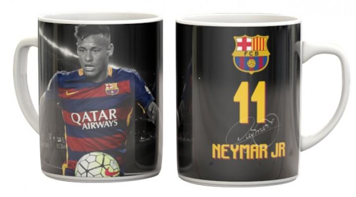 FC Barcelona Tasse Neymar Jr.