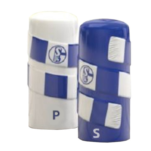 FC Schalke 04 Salz- und Pfefferstreuer Schal