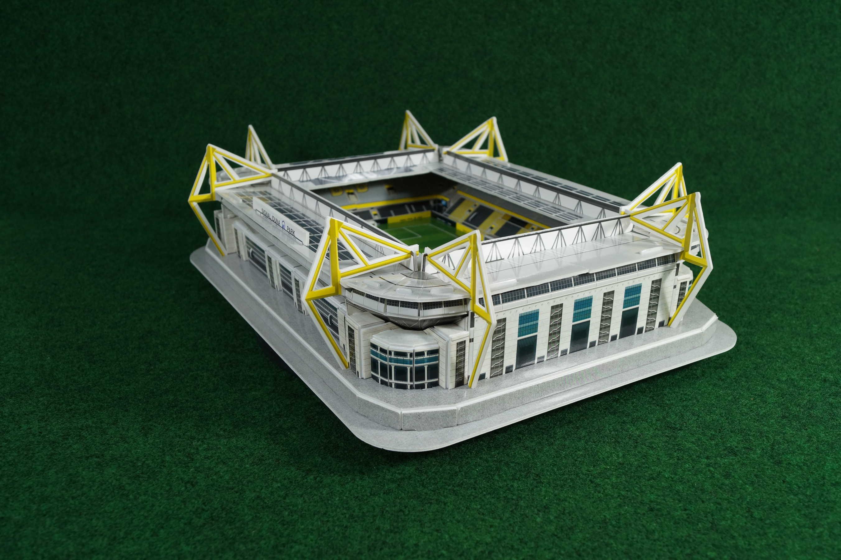 BVB 3D Stadion-Puzzle