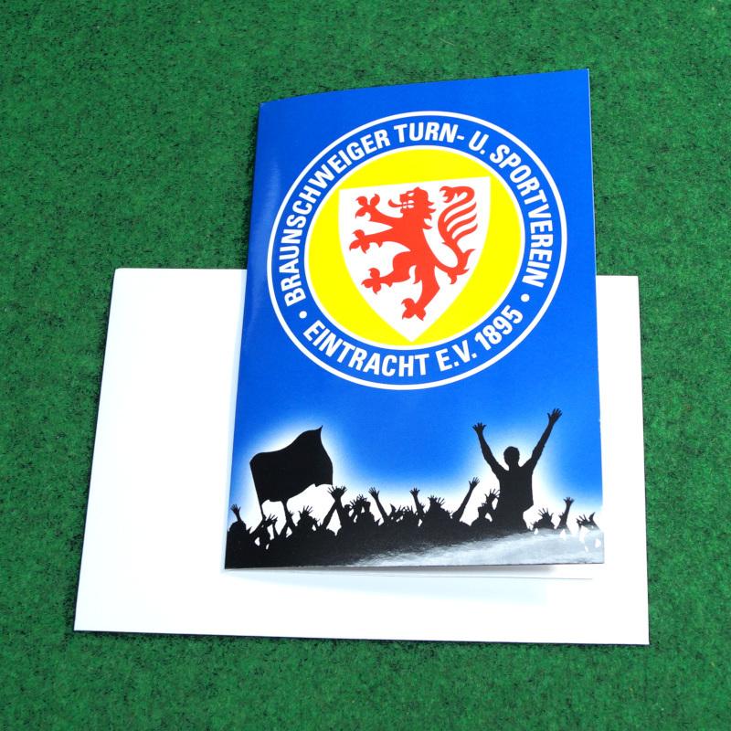Eintracht Braunschweig Sound Geschenkkarte
