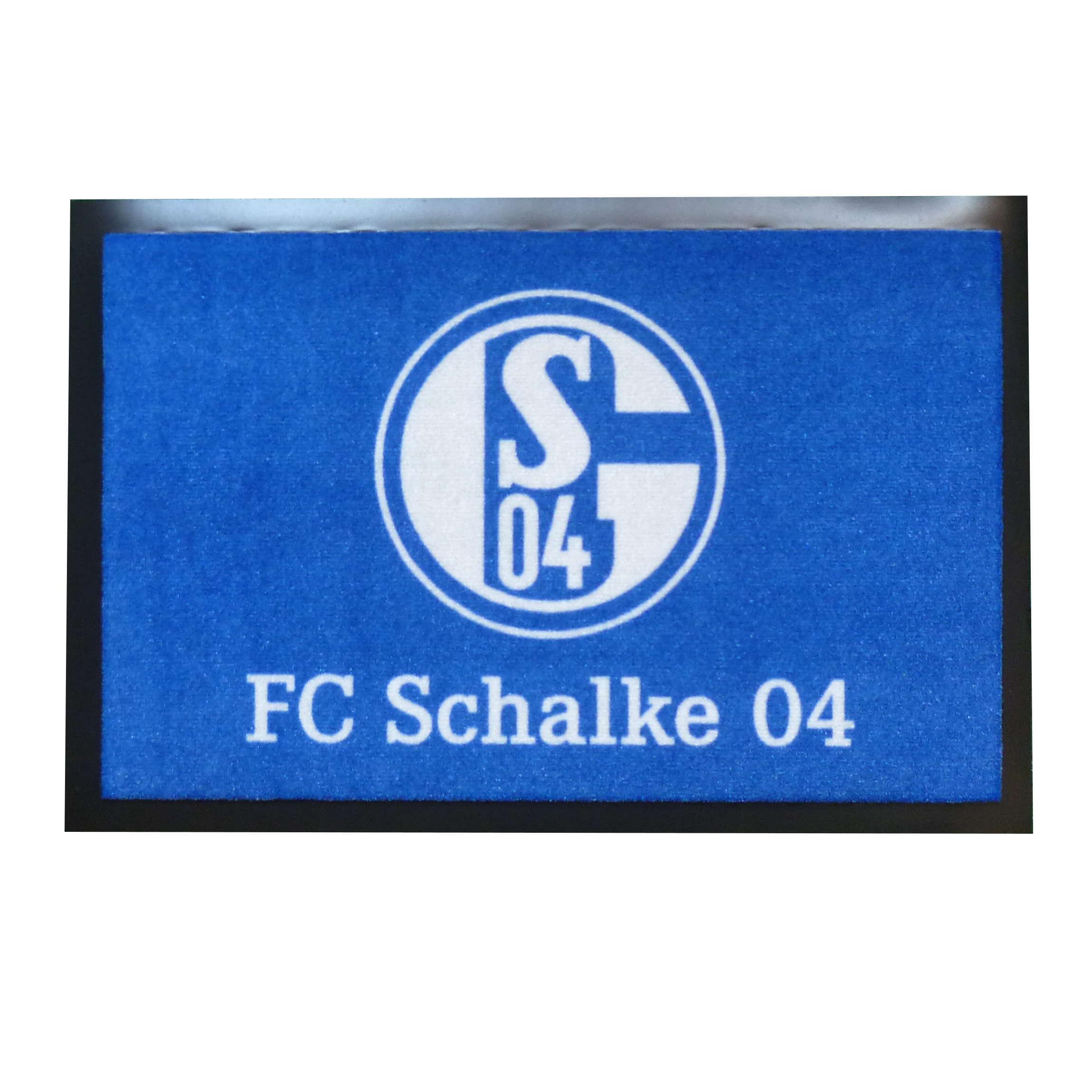 FC Schalke 04 Fussmatte