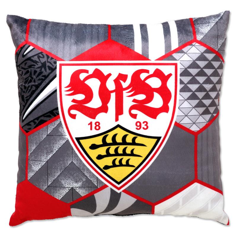 VfB Stuttgart Kissen Tradition