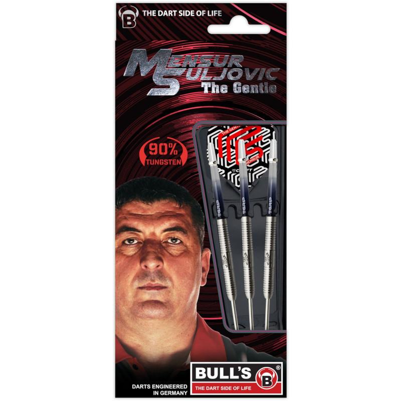 Bull's Mensur Suljovic Champions Steeldarts-Set 23g