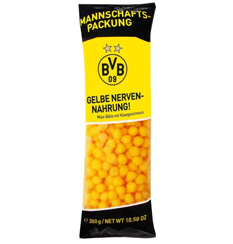 Borussia Dortmund Mais Balls Käse XXL 300g