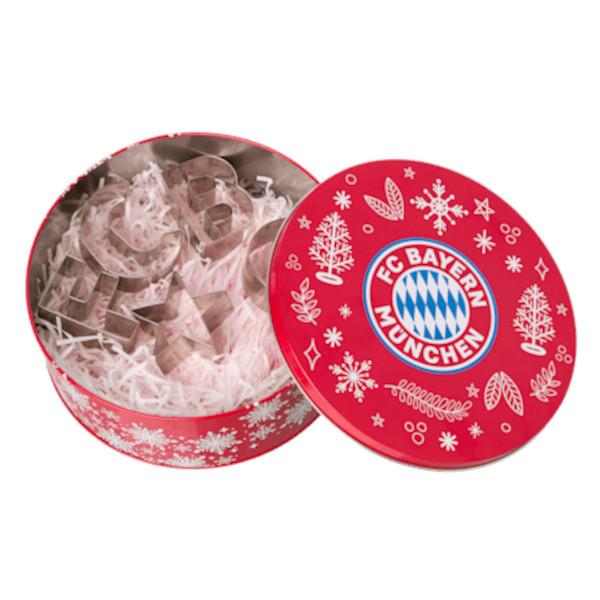 Bayern München Dose mit Ausstechformen