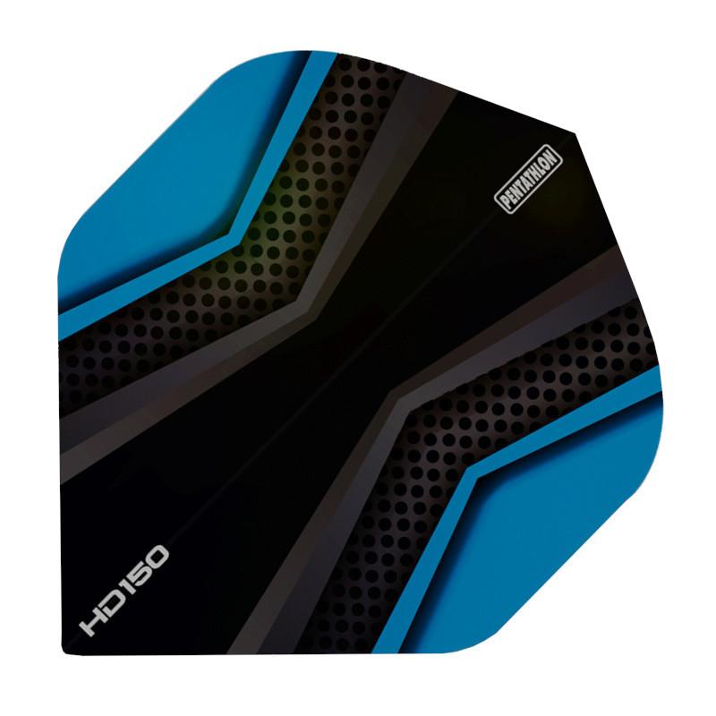 Pentathlon Flights HD150 X schwarz-blau Standard