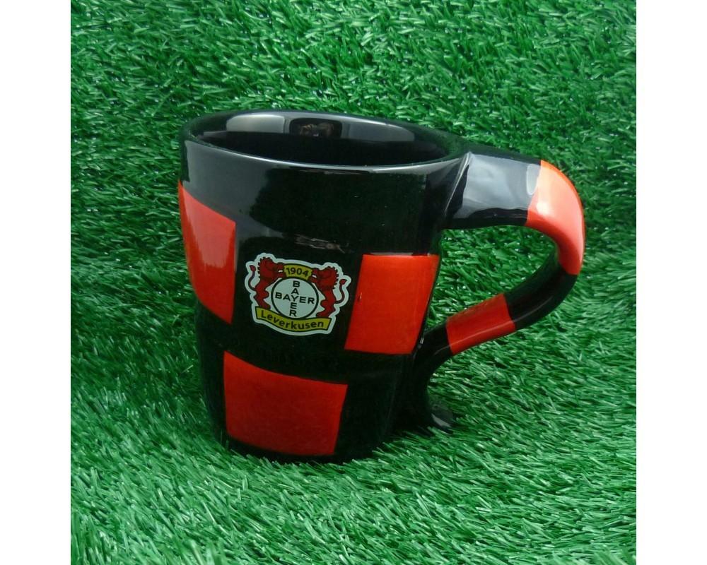 Bayer 04 Leverkusen Tasse Schal