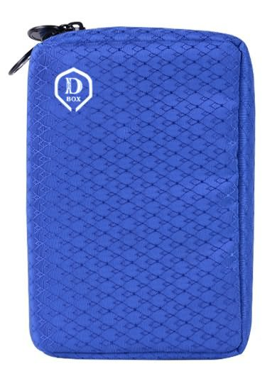One80 D-Box Twin blau