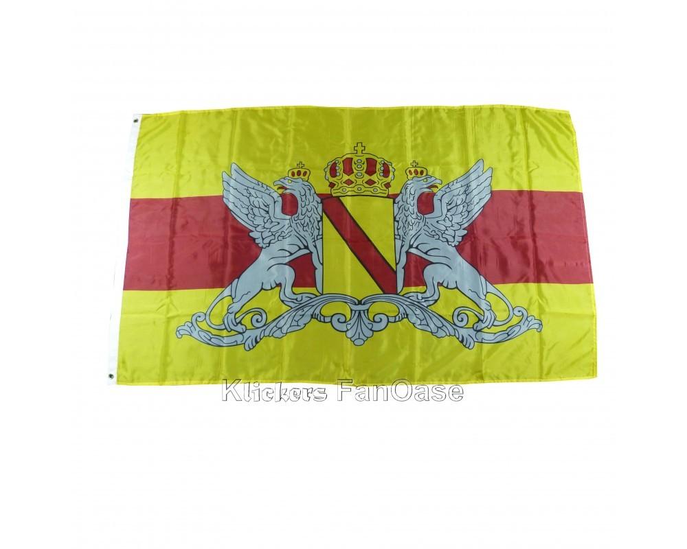 Baden Fahne Großherzogtum 90x150 cm