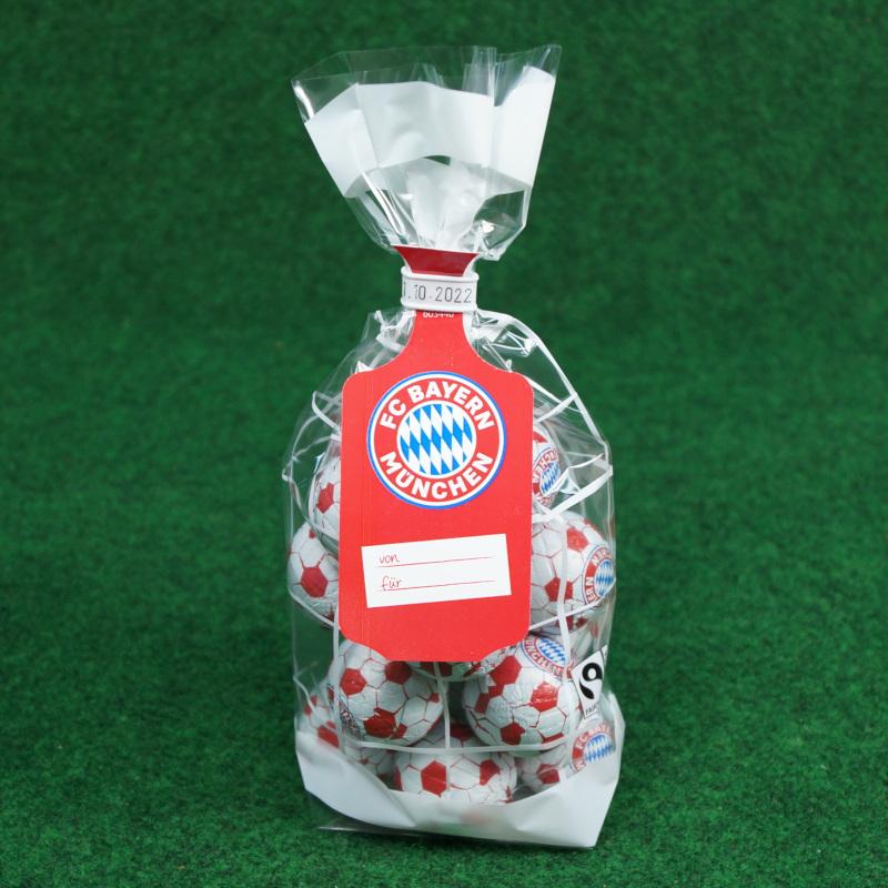 FC Bayern München Schokobälle