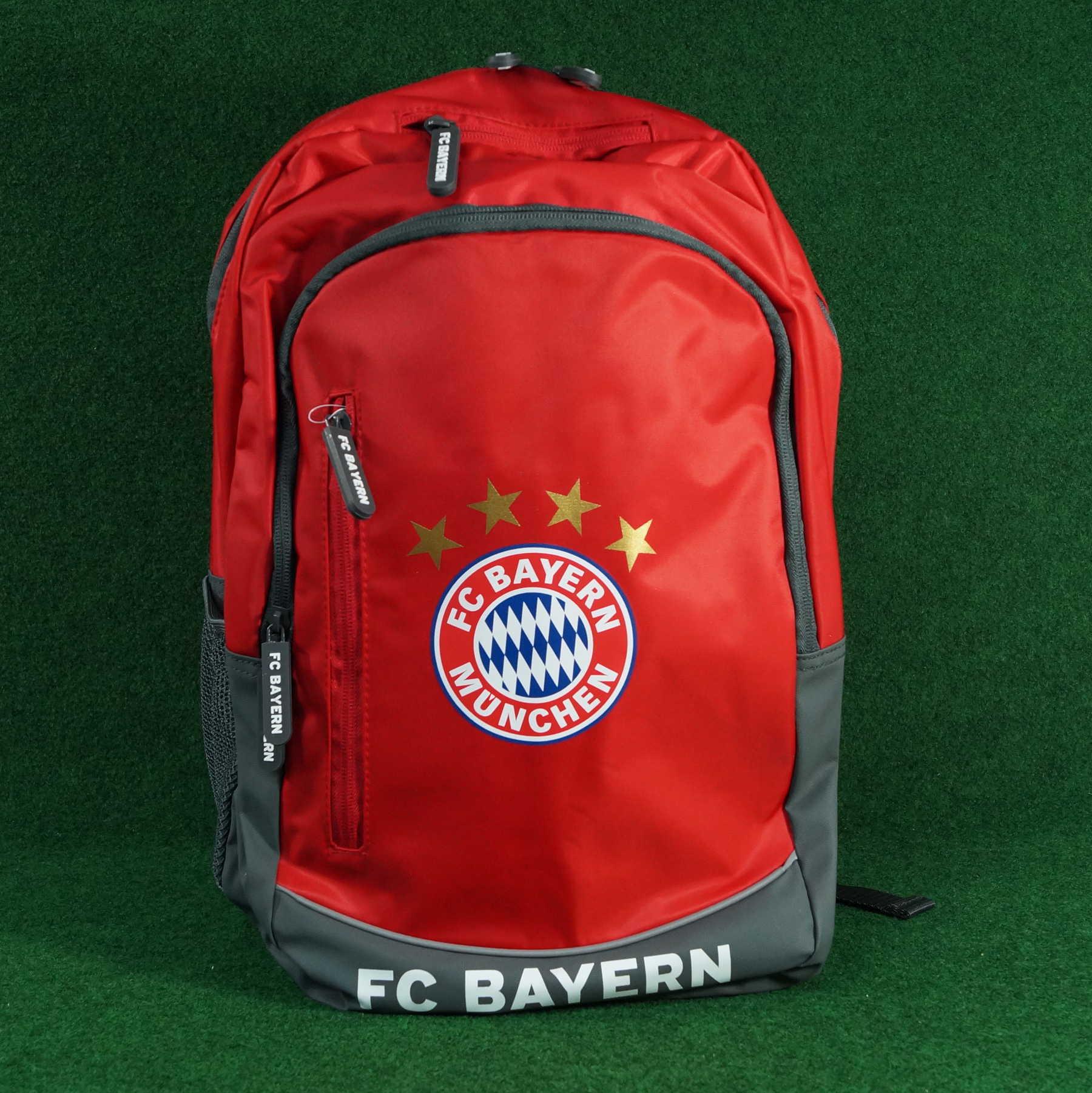 Bayern München Rucksack rot
