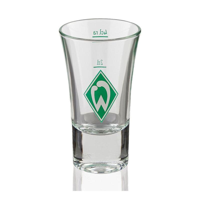 SV Werder Bremen Schnapsglas Raute