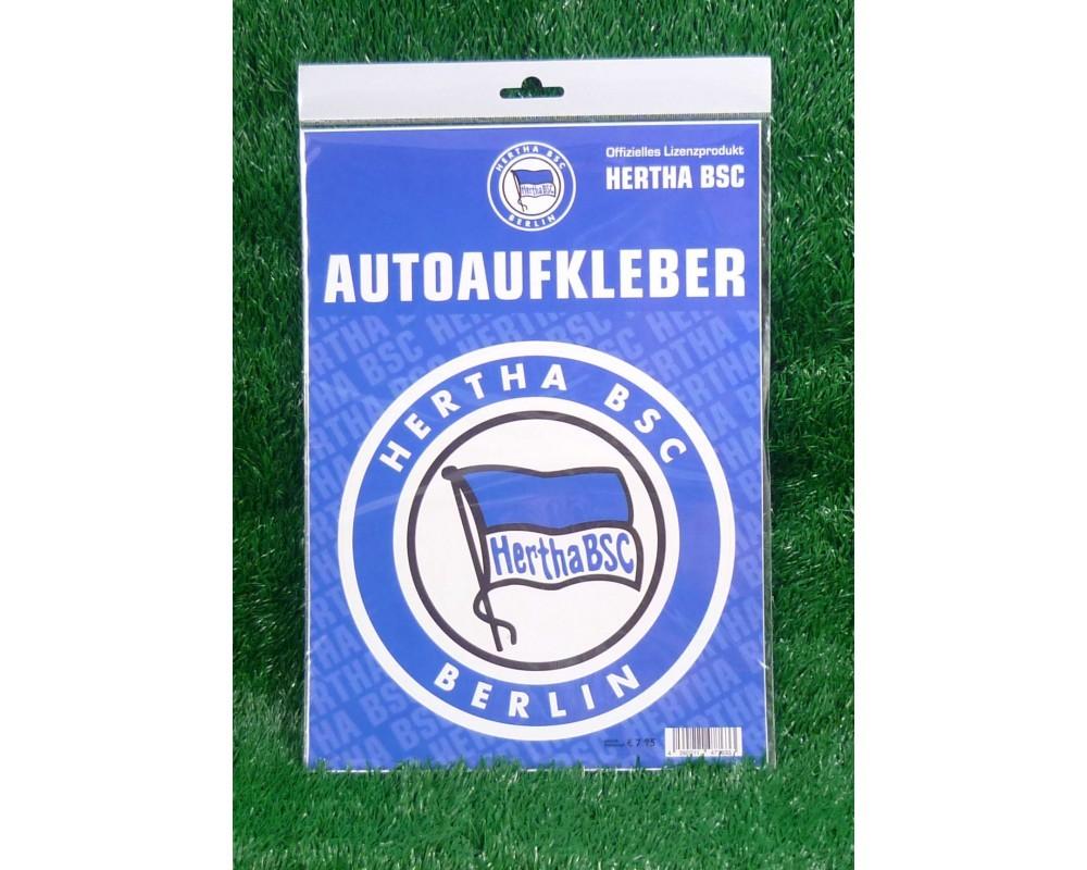 Hertha BSC Berlin Autoaufkleber