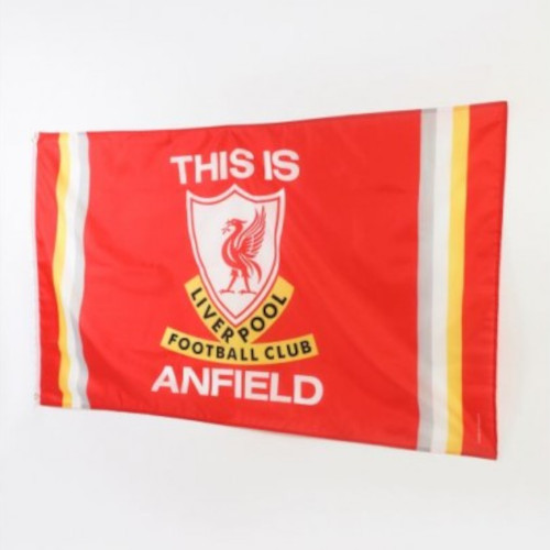 FC Liverpool This is Anfield Fahne 150x90 cm