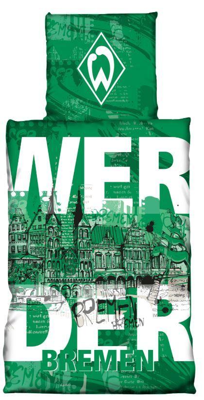 Werder Bremen Bettwäsche Bremen