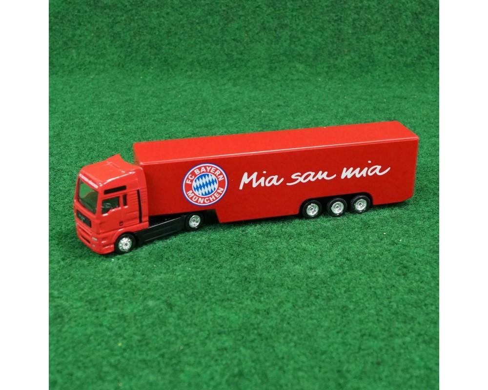 FC Bayern München Modell-Truck
