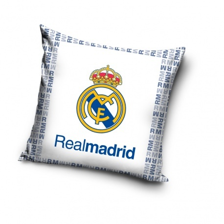 Real Madrid Kissen weiss
