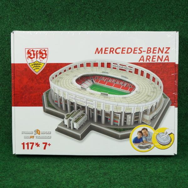VfB Stuttgart 3D Stadion Puzzle MBA