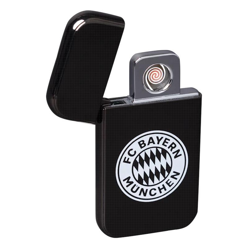 Bayern München USB Feuerzeug schwarz