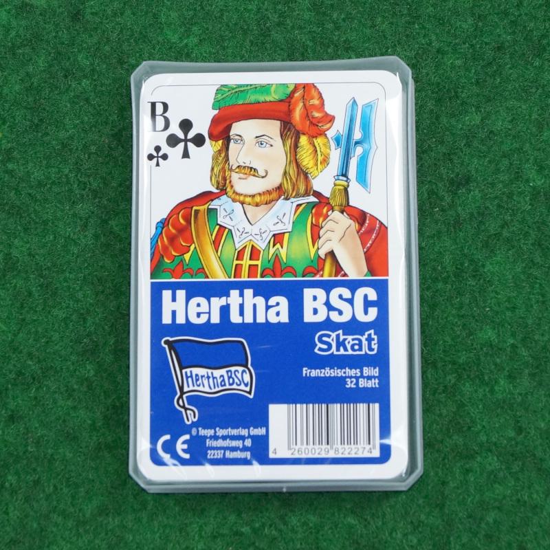 Hertha BSC Berlin Skatkarten