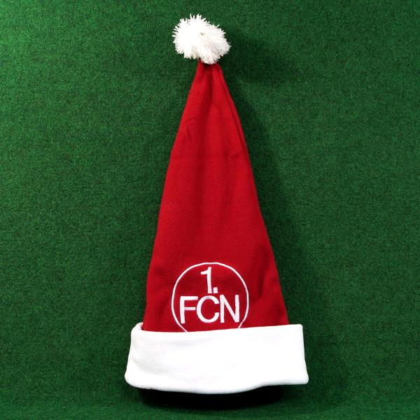 1. FC Nürnberg Weihnachtsmütze