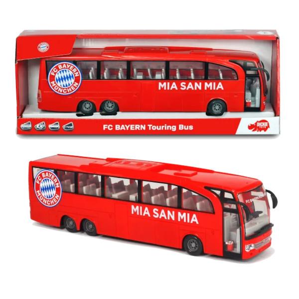 Bayern München Spielzeugbus
