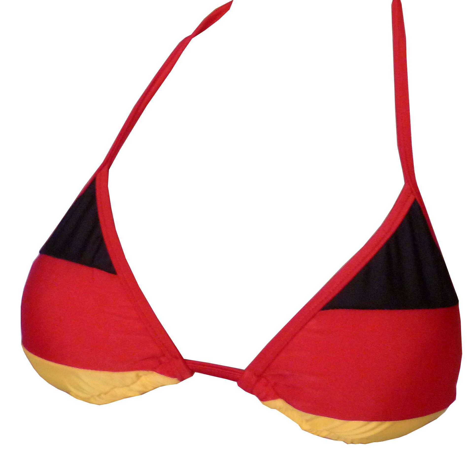 Deutschland Bikini-Oberteil