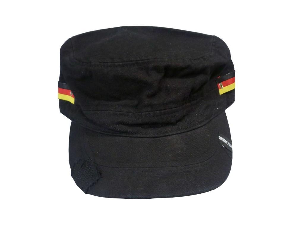 Deutschland Army Cap schwarz