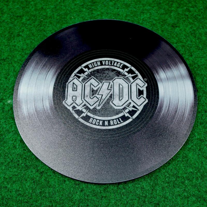 Mousepad AC/DC - High Voltage