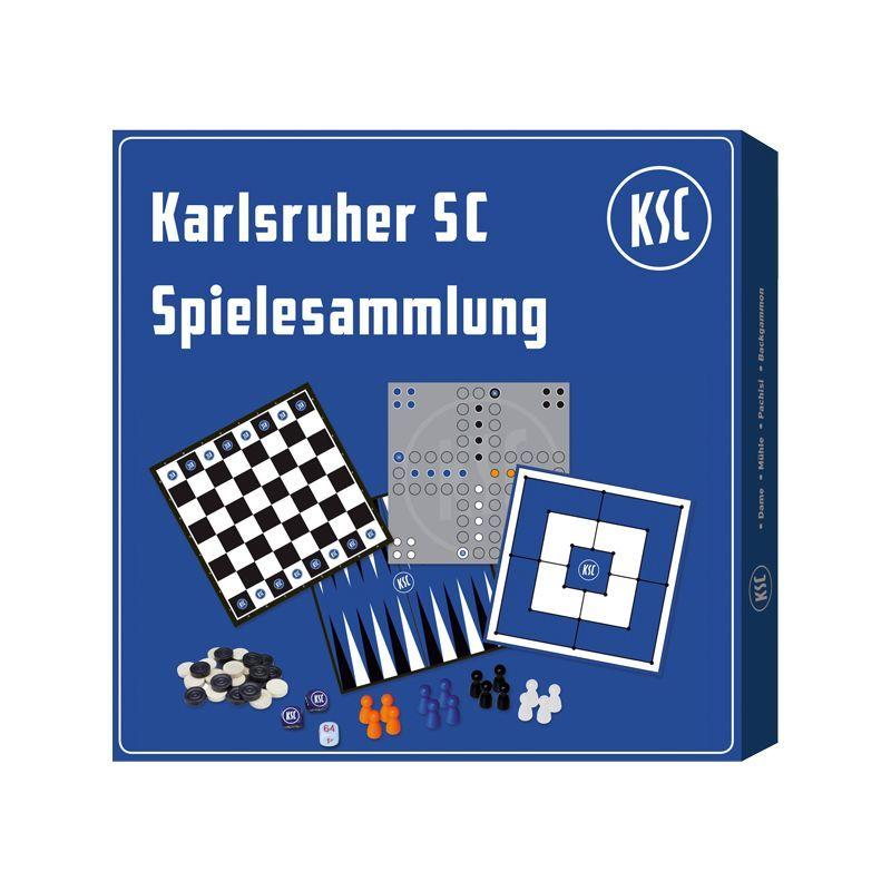 Karlsruher SC Spielesammlung