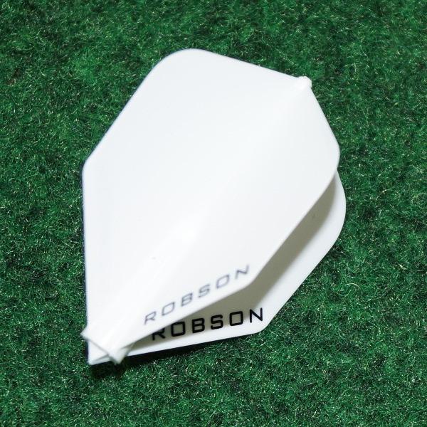 Robson Plus Flights Standard weiss