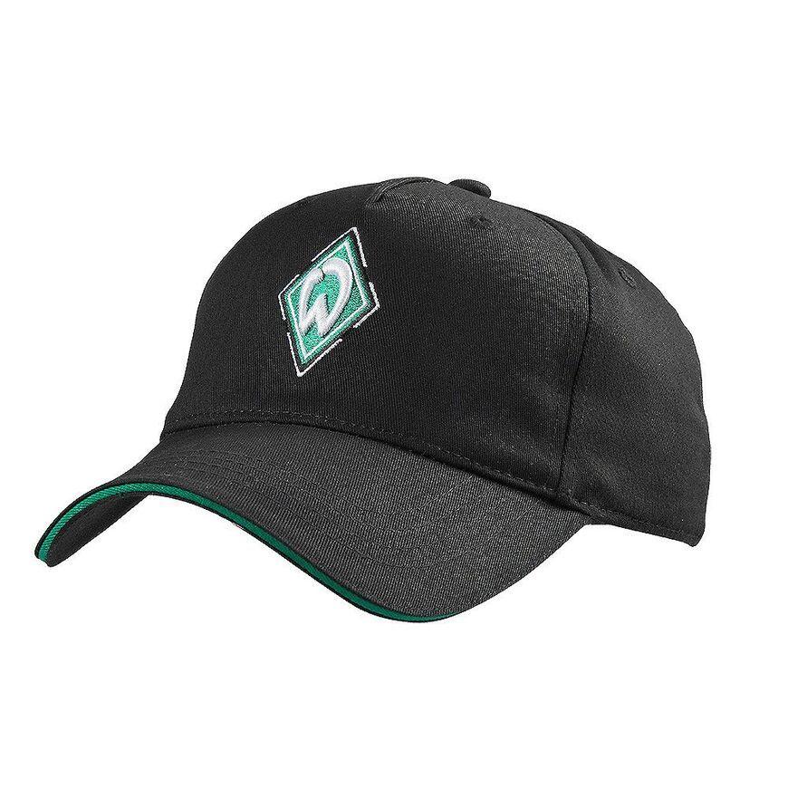 Werder Bremen Cap schwarz