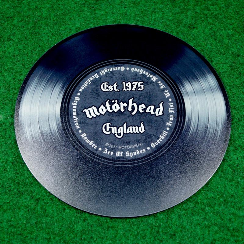 Mousepad Motörhead - Schallplatte