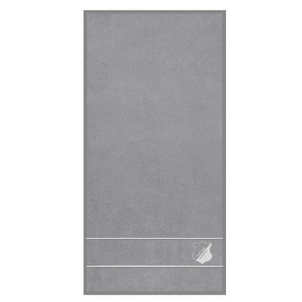 1899 Hoffenheim Handtuch grau