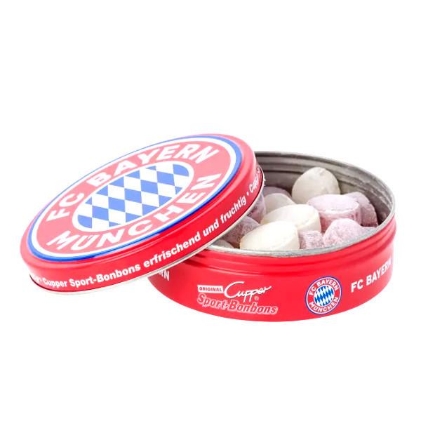 FC Bayern München Cupper Sportbonbons
