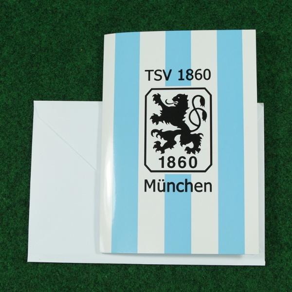 TSV 1860 München Sound-Geschenkkarte
