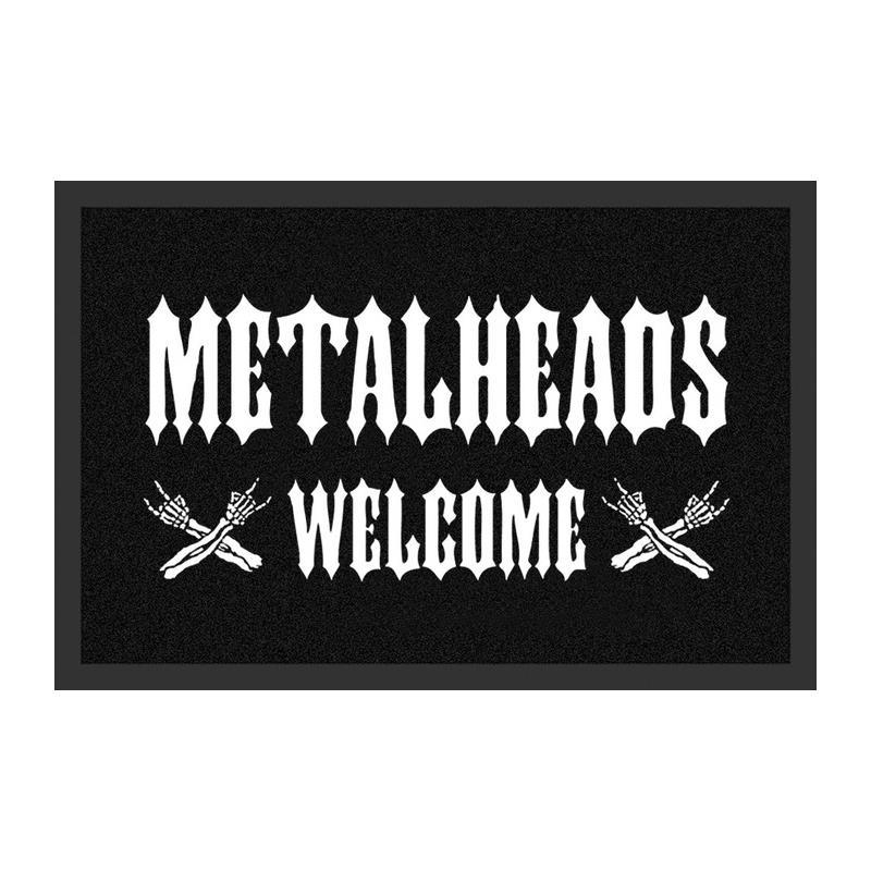 Fussmatte Metalheads