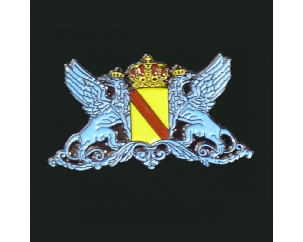 Baden Pin Großherzogtum Wappen
