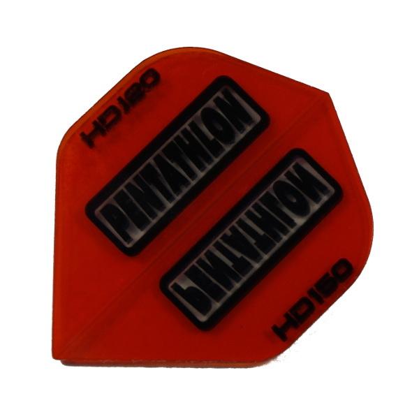 Pentathlon Flights HD150 orange-transp. Std