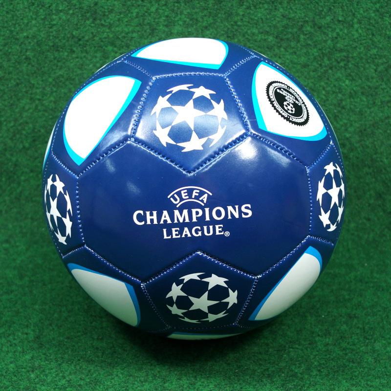 UEFA Champions League Ball blau Gr. 5