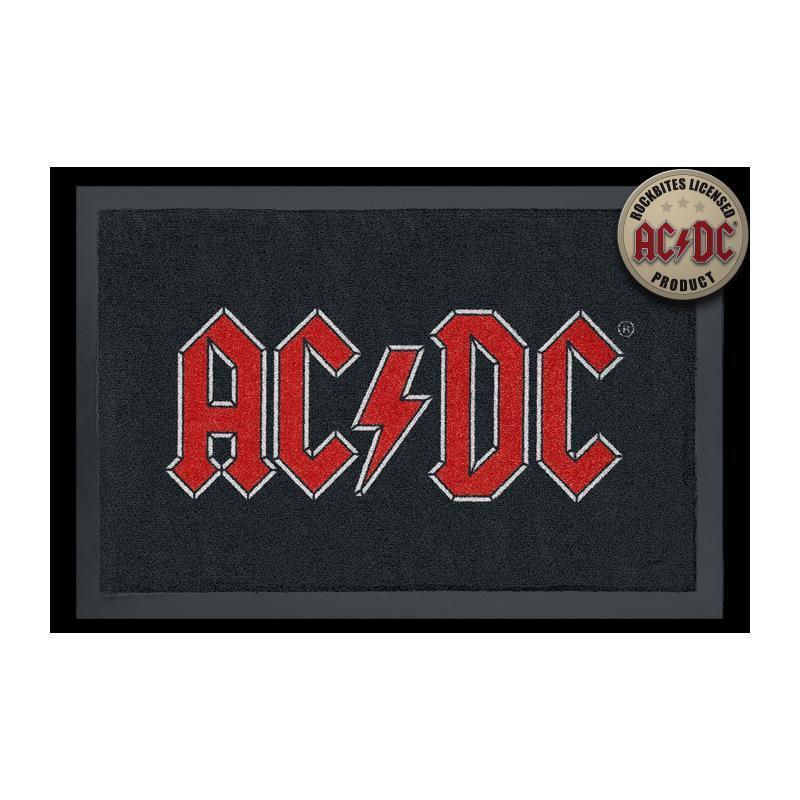 Fussmatte AC/DC – Logo