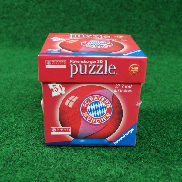 FC Bayern München Puzzleball 54 Teile