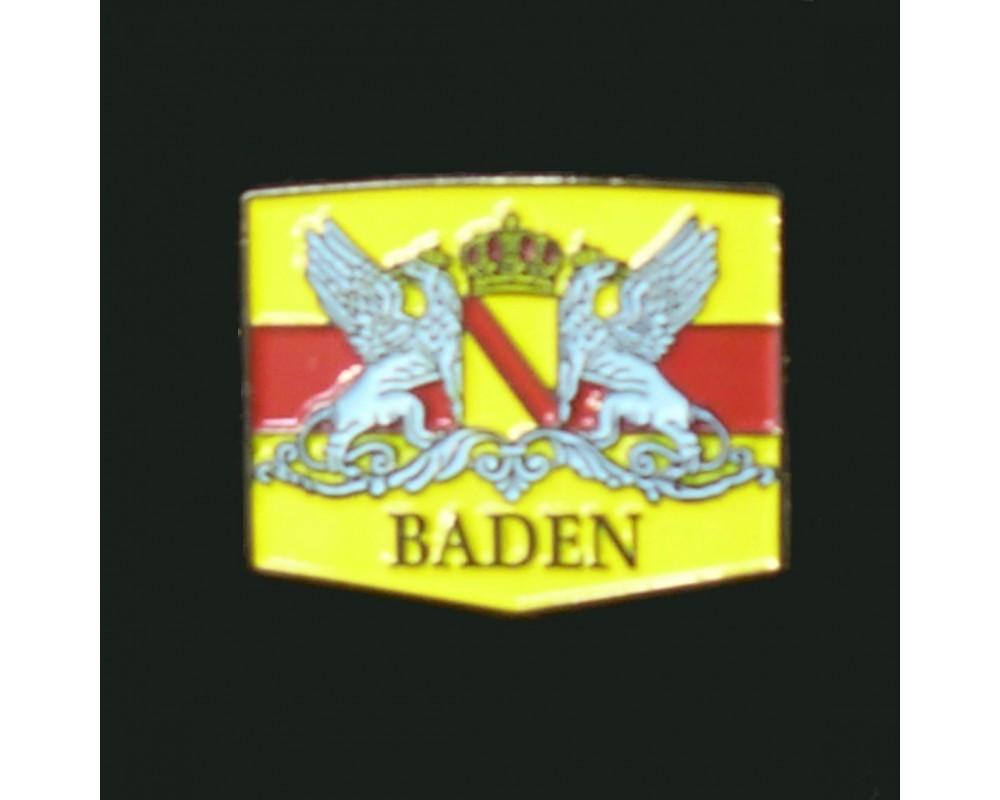 Baden Pin Schild Wappen